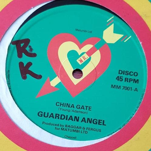 "CHINA GATE GUARDIAN ANGEL ORIG 12"""
