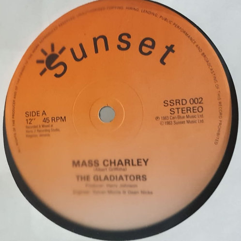 MASS CHARLEY / GIVE PRAISES - GLADIATORS