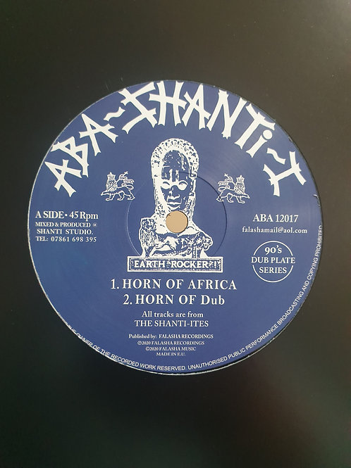 HORN OF AFRICA / LIGHTENING THE SHANTI ITES ABA SHANTI 90'S DUBPLATE SERIES 6
