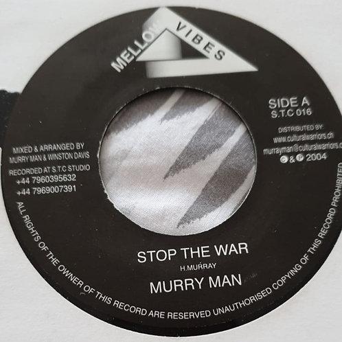 STOP THE WAR MURRAY MAN