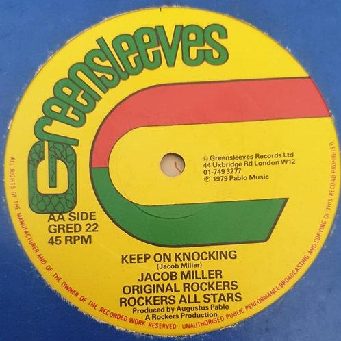 KEEP ON KNOCKING JACOB MILLER AND ORIGINAL ROCKERS ALL STARS