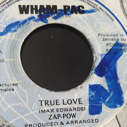 TRUE LOVE ZAP POW