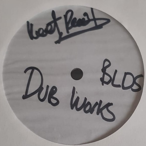 COLD SWEAT KEETY ROOTS POLYVINYL DUBPLATE