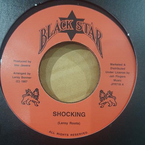 SHOCKING LEROY ROOTS BLACK STAR COMMON GROUND INTERNATIONAL