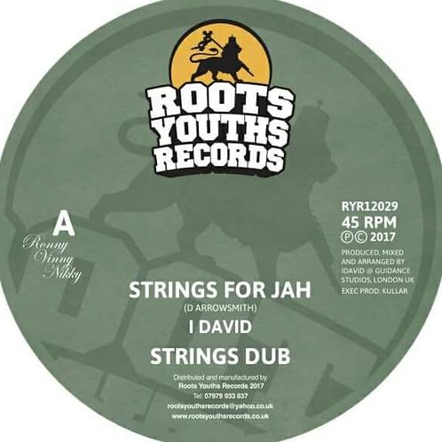 I DAVID - STRINGS FOR JAH / TILL NEXT TIME