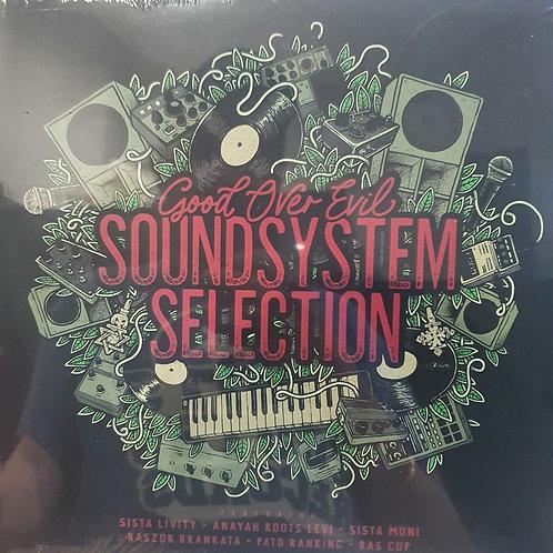GOOD OVER EVIL SOUND SYSTEM SELECTION VARIOUS ARTIST