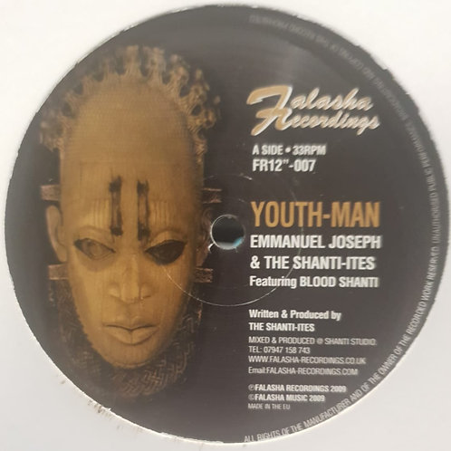 YOUTH MAN EMANNUEL JOSEPH AND THE SHANTI ITES