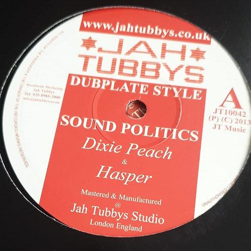 SOUND POLITICS DIXIE PEACH