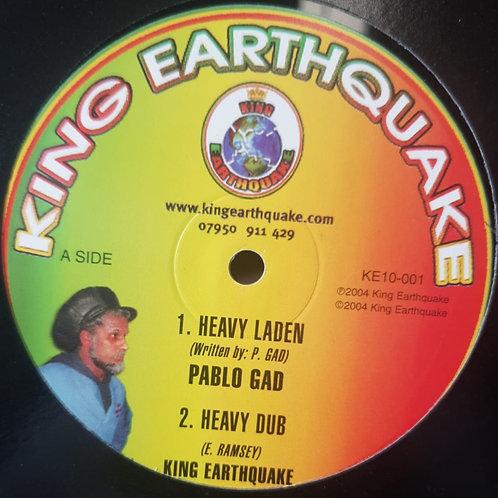 HEAVY LADEN PABLO GAD