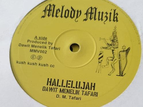 DAWIT MENELIK TAFARI HALLELUJAH