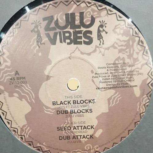 BLACK BLOCKS SEED ATTACK