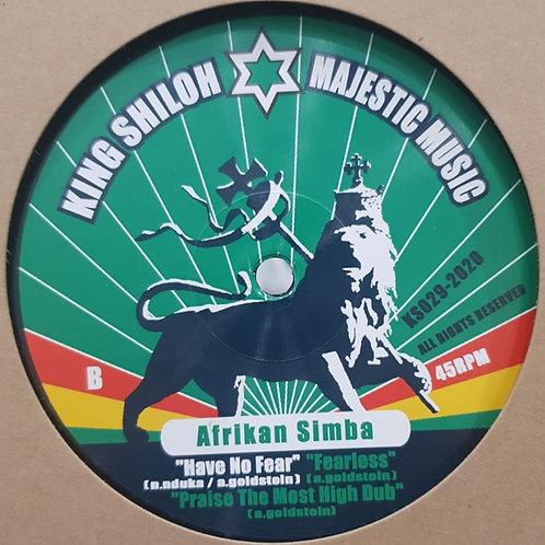 RACISM / HAVE NO FEAR AFRIKAN SIMBA
