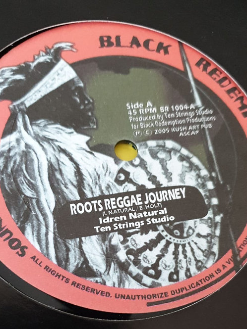 ROOTS REGGAE JOURNEY IDREN NATURAL