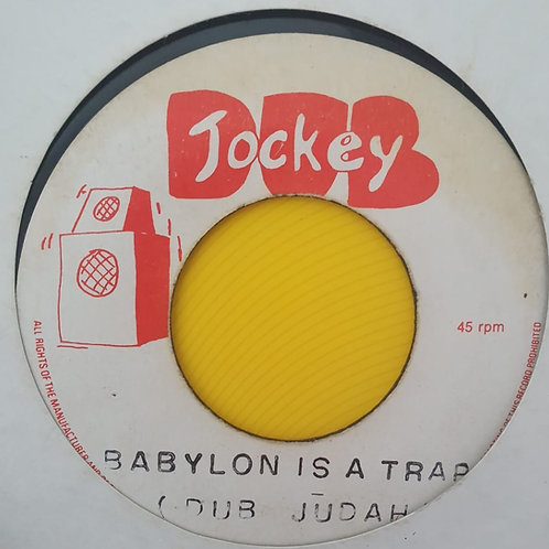 DUB JUDAH - BABYLON IS A TRAP