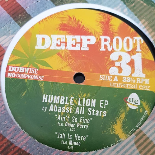 HUMBLE LION EP ABASSI ALL STARS