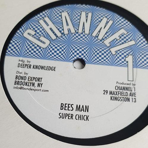 BEES MAN SUPER CHICK
