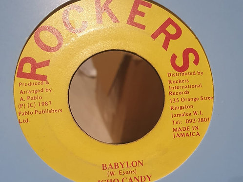 ICHO CANDY - BABYLON