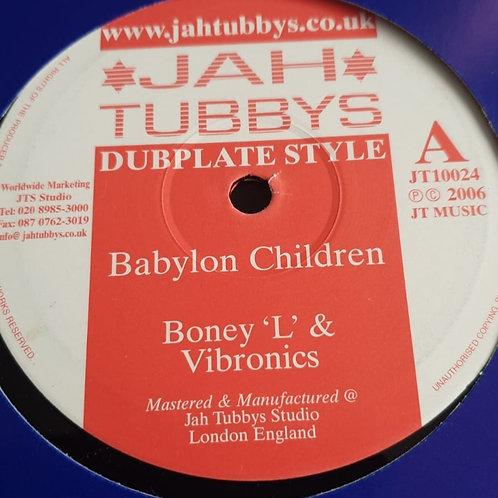 BABYLON CHILDREN BONEY L AND VIBRONICS