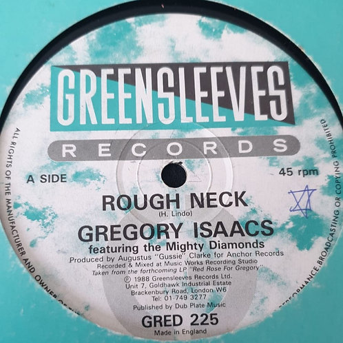 ROUGH NECK GREGORY ISAACS
