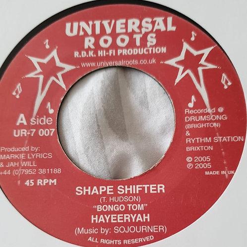 SHAPE SHIFTER HAYEERYAH
