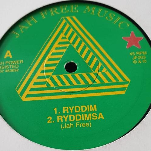 RYDDIM JAH FREE