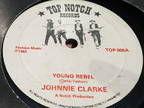 YOUNG REBEL JOHNNIE CLARKE