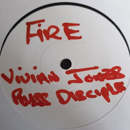 FIRE VIVIAN JONES