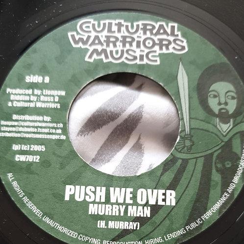 PUSH WE OVER MURRAY MAN