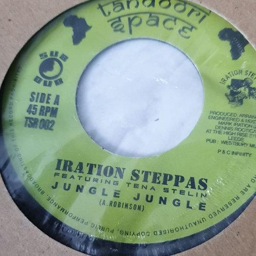JUNGLE JUNGLE IRATION STEPPAS