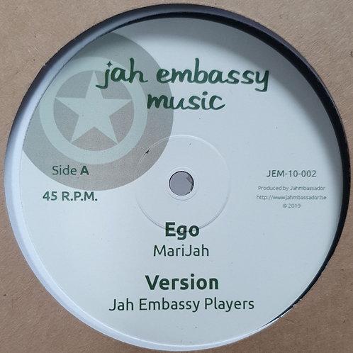 EGO MARIJAH JAH EMBASSY PLAYER'S