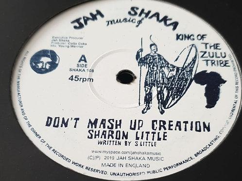 MASH UP CREATION SHARON LITTLE JAH SHAKA YOUNG WARRIOR MIX