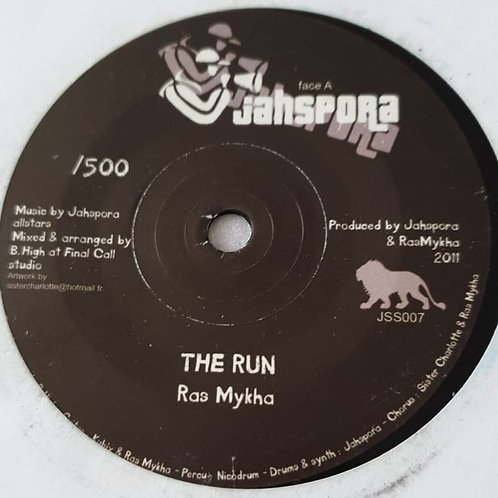 THE RUN RAS MYKHA
