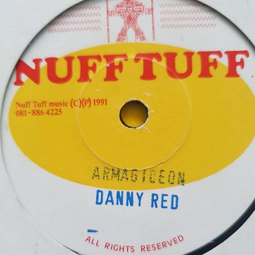DANNY RED ARMAGIDEON