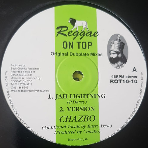 JAH LIGHTNING CHAZBO