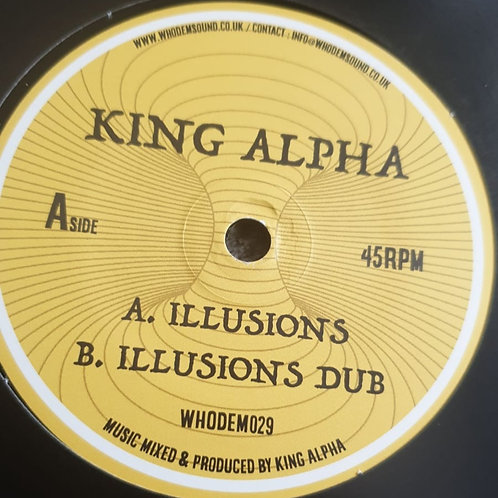 ILLUSIONS KING ALPHA