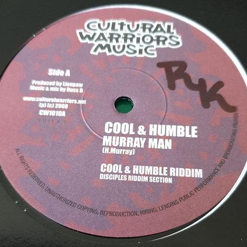COOL AND HUMBLE MURRAY MAN