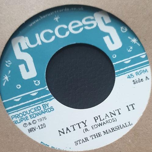 NATTY PLANT IT STAR THE MARSHALL