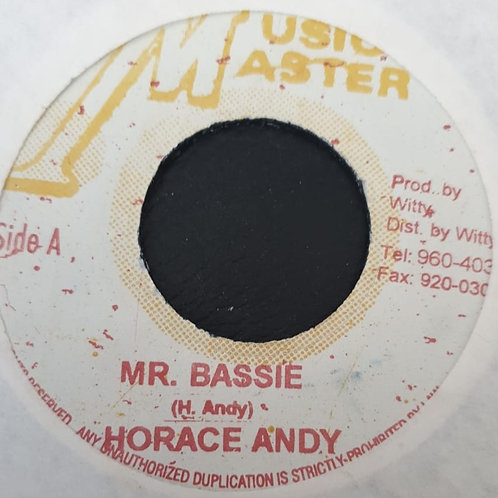 MR. BASSIE HORACE ANDY