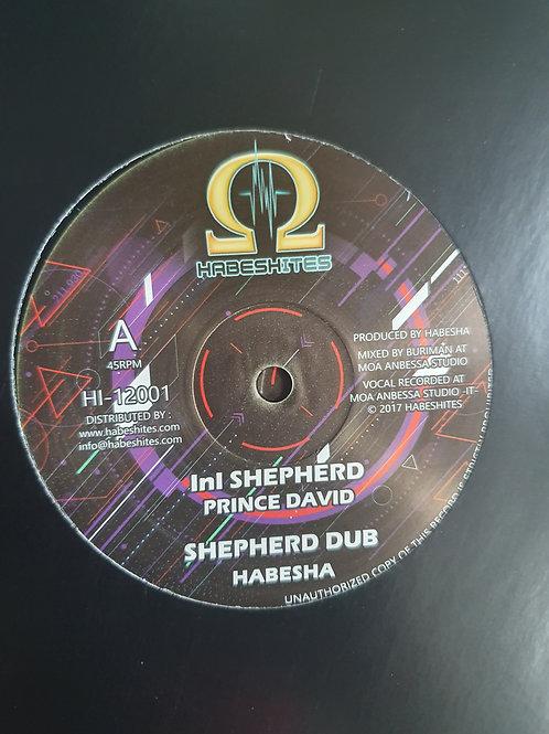 I N I SHEPHERD PRINCE DAVID / IN AWE ARK AINGLEE HABESHA