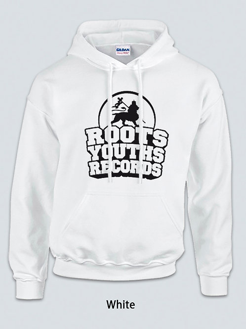 WHITE ROOTS YOUTHS RECORDS HOODY