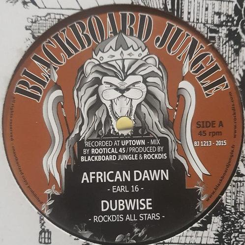 AFRICAN DAWN EARL 16