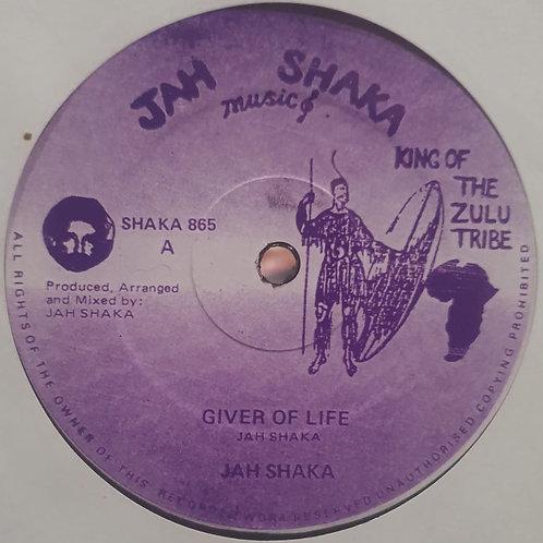 GIVER OF LIFE JAH SAHAKA