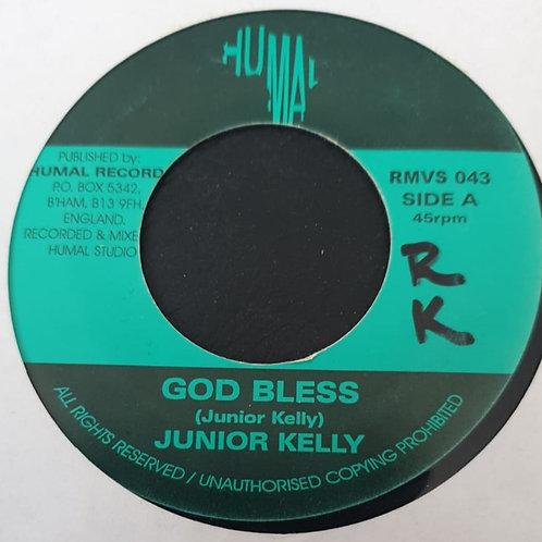 GOD BLESS  JUNIOR KELLY