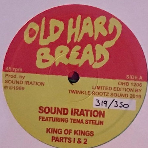 KING OF KINGS SOUND IRATION