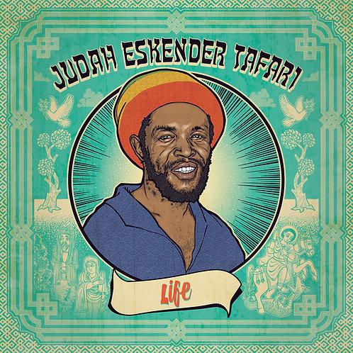 LIFE JUDAH ESKANDER TAFARI L.P BLACK REDEMPTION