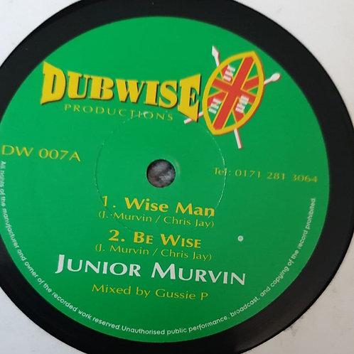 WISE MAN JUNIOR MURVIN
