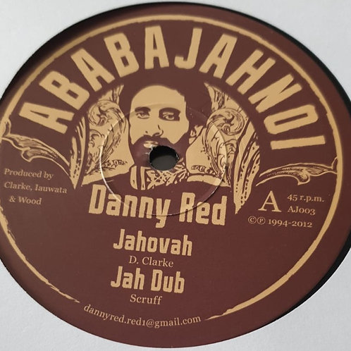 JAHOVA DANNY RED