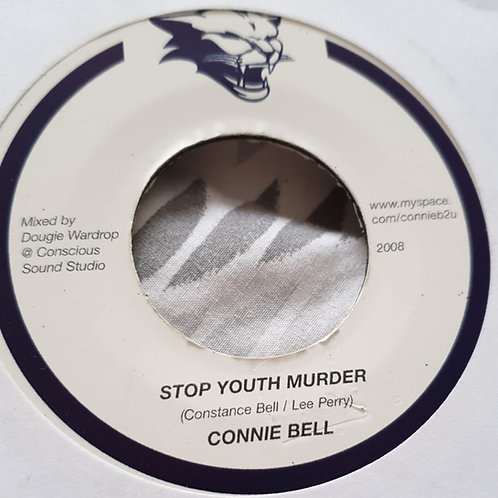 STOP YOUTH MURDER CONNIE BELL