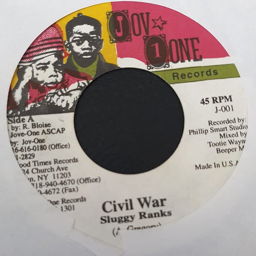 CIVIL WAR SLUGGY RANKS