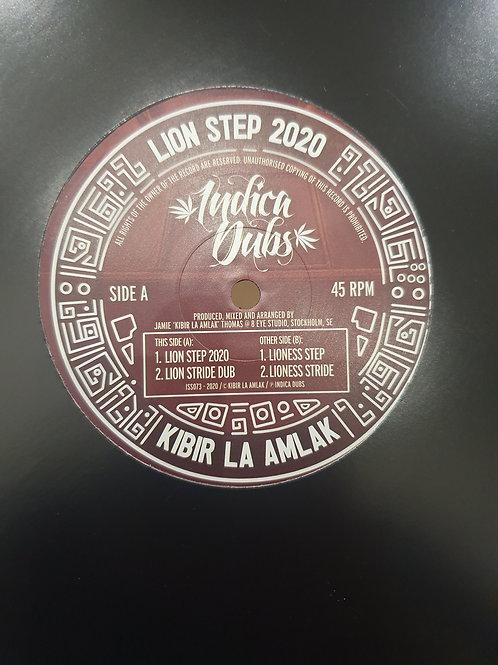 "LION STEP 2020 KIBIR LA AMLAK INDICA DUBS 10"""